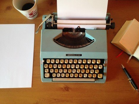 machine-writing-ballpoint-pen-writing-office-old